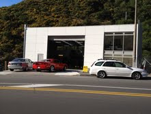 View of Capital Auto Electrics, 53 Kaiwharawhara Road